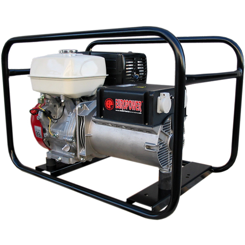 Генератор бензиновый Europower EP 6500 T 3X230V для ж/д в Апшеронске