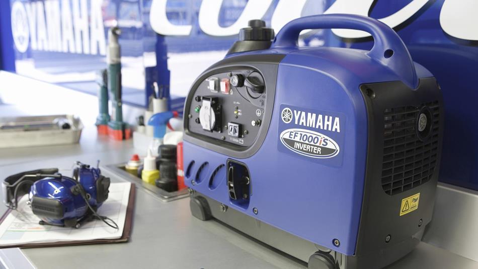 Генератор Yamaha EF1000 в Апшеронске