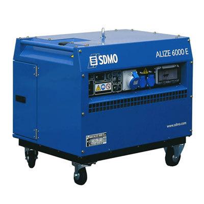 Генератор SDMO ALIZE 6000 E в Апшеронске