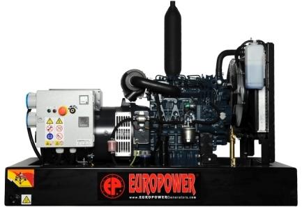 Генератор дизельный Europower EP 163 DE в Апшеронске