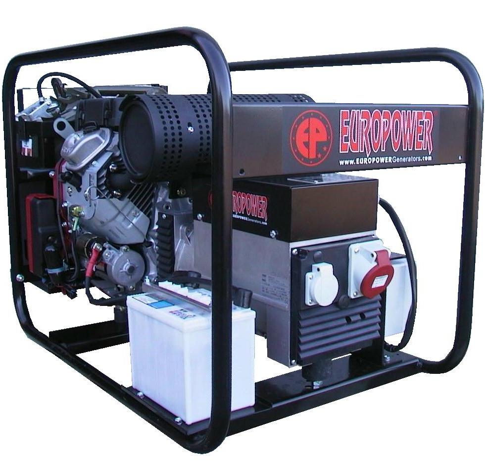 Генератор бензиновый Europower EP 13500TE в Апшеронске