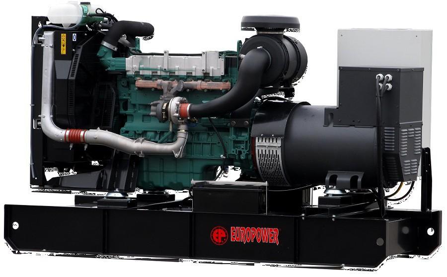 Генератор дизельный Europower EP 180 TDE в Апшеронске