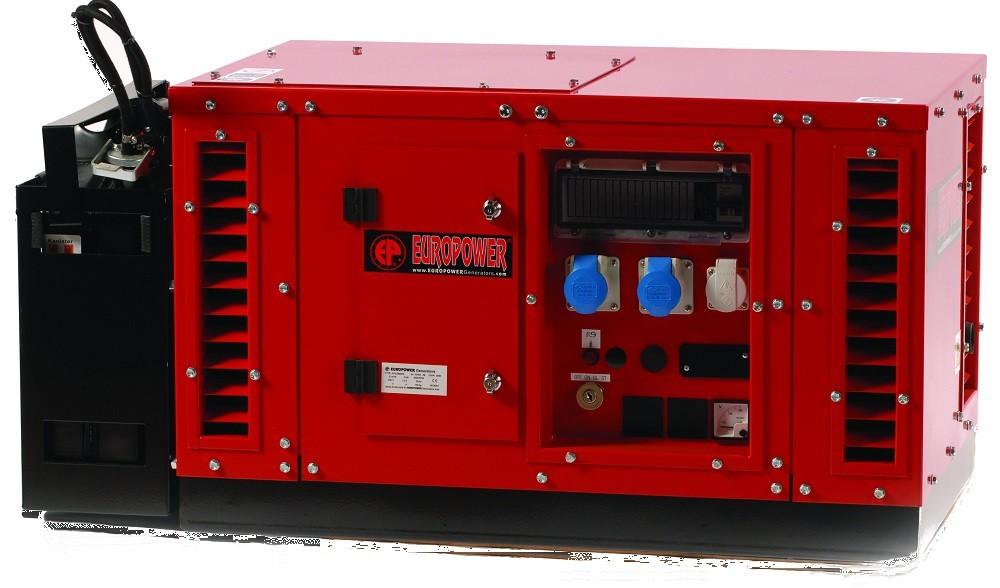 Генератор бензиновый Europower EPS 15000 TE в Апшеронске