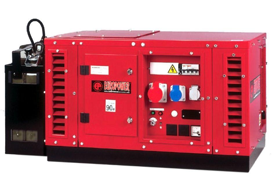 Генератор бензиновый Europower EPS 6000 E в Апшеронске