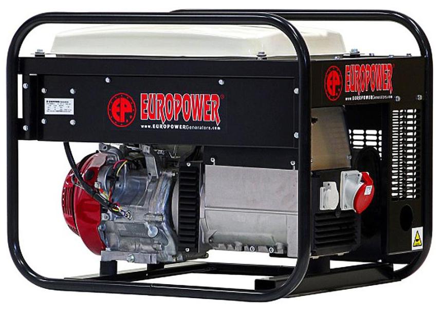 Генератор бензиновый Europower EP 6500 TLN в Апшеронске