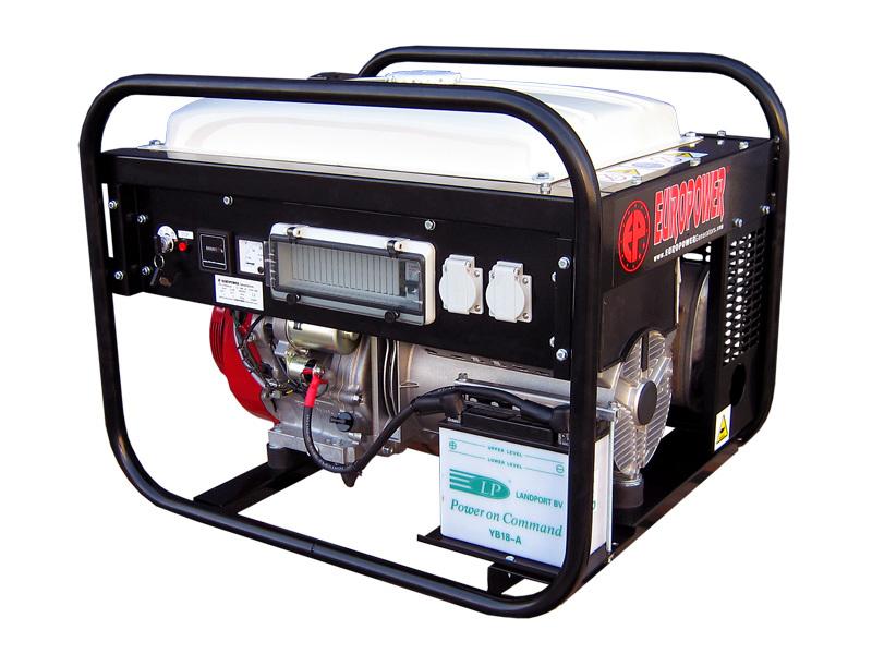 Генератор бензиновый Europower EP 7000 LE в Апшеронске