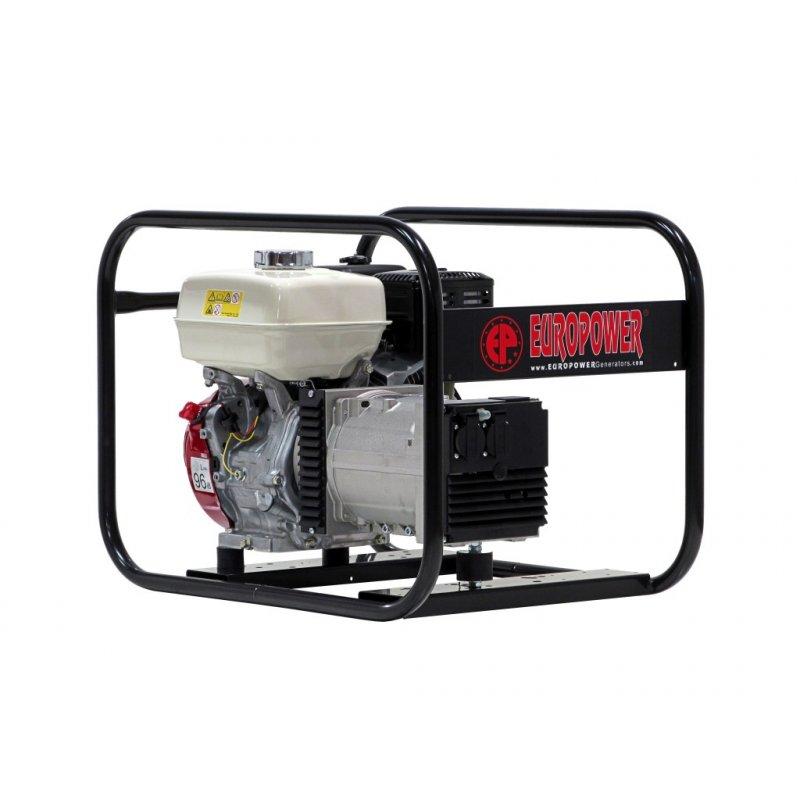 Генератор бензиновый Europower EP 4100E в Апшеронске