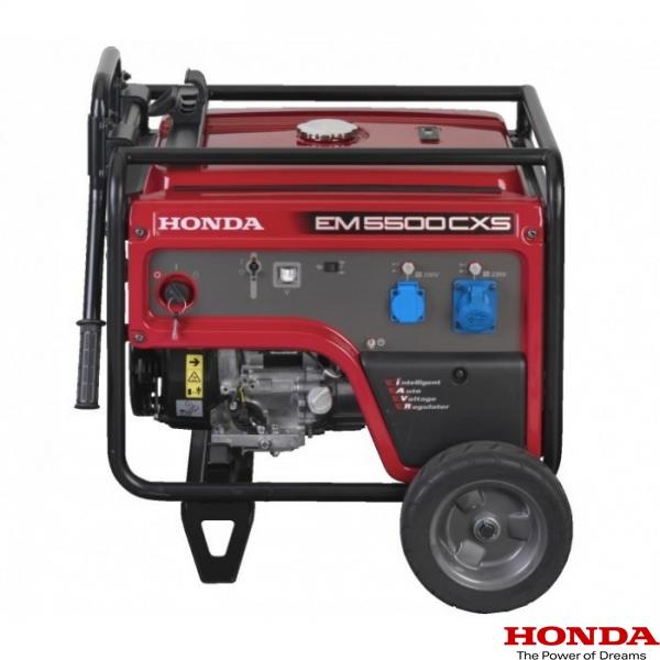 Генератор Honda EM5500 CXS 1 в Апшеронске