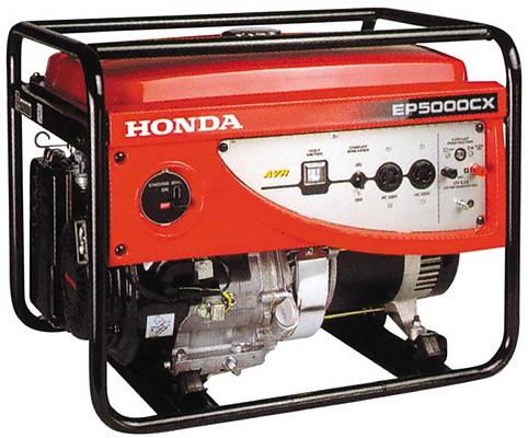 Генератор Honda EP5000 CX RG в Апшеронске