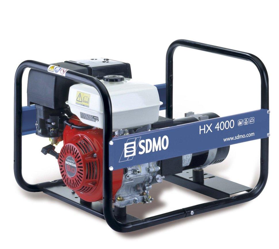 Генератор SDMO HX 4000-S в Апшеронске