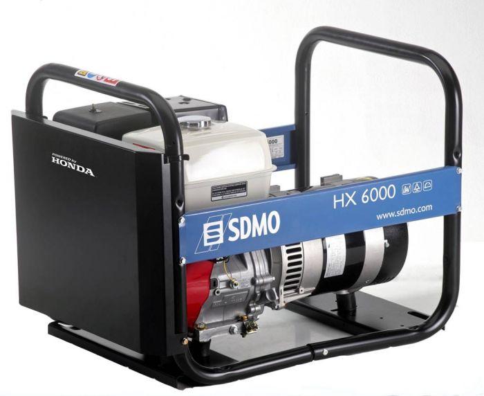Генератор SDMO HX 6000-S в Апшеронске