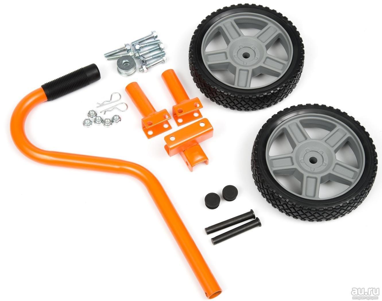 Комплект колес для генераторов ECT 7000 в Апшеронске