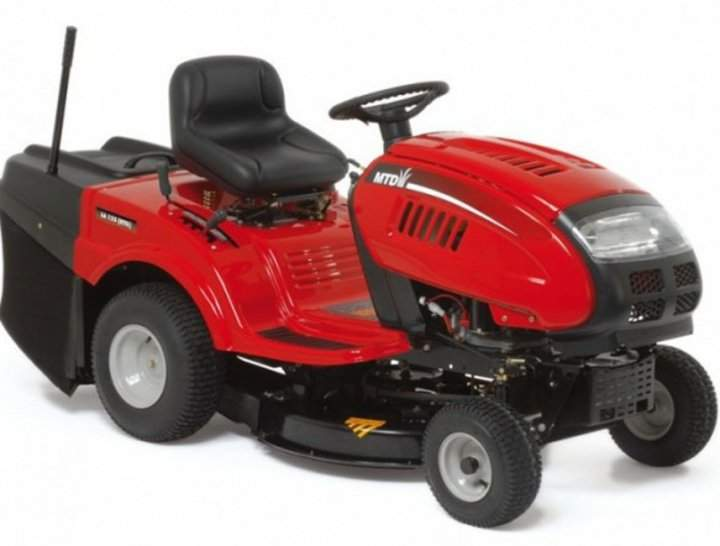 Садовый трактор MTD OPTIMA LE 175 H (SPECIAL) в Апшеронске